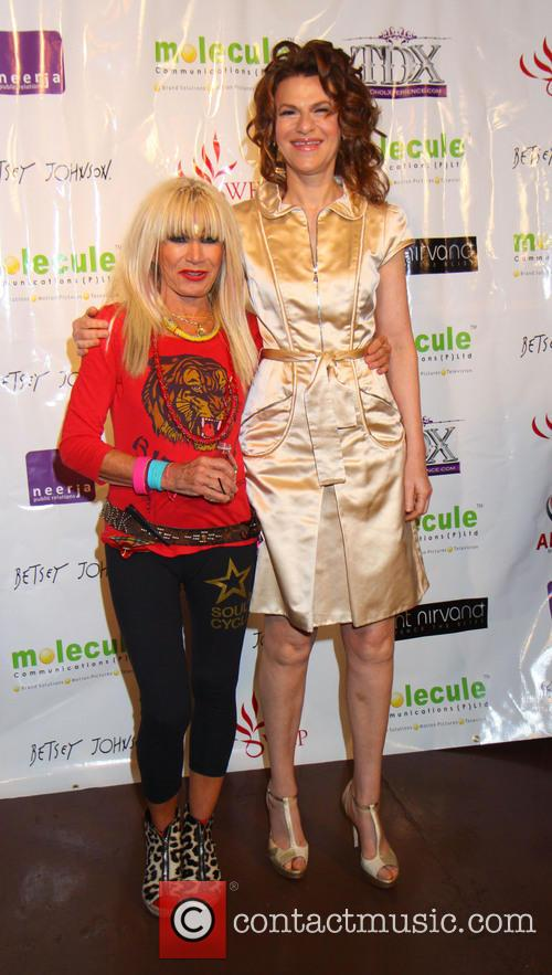 Betsey Johnson and Sandra Bernhard 4