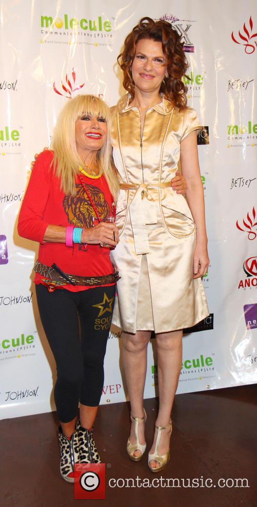 Betsey Johnson and Sandra Bernhard 4