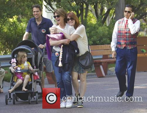 Alexis Denisof and Alyson Hannigan 2
