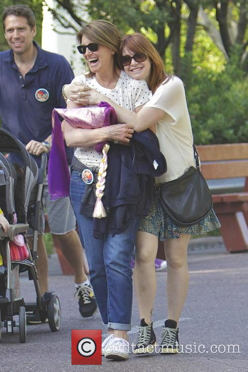 Alexis Denisof and Alyson Hannigan 9