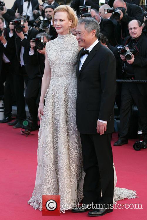 Nicole Kidman and Ang Lee