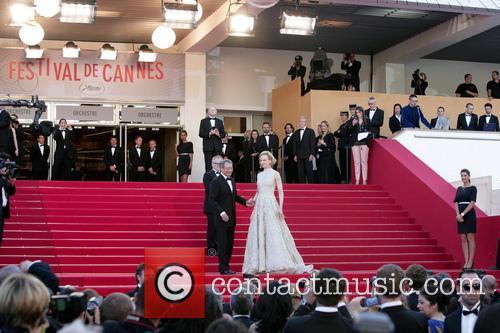 Nicole Kidman and Ang Lee 7