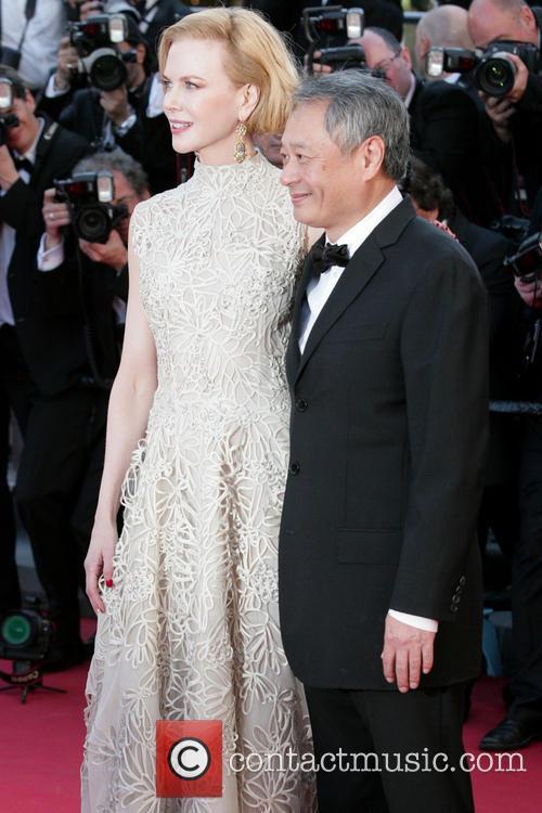Nicole Kidman and Ang Lee 8