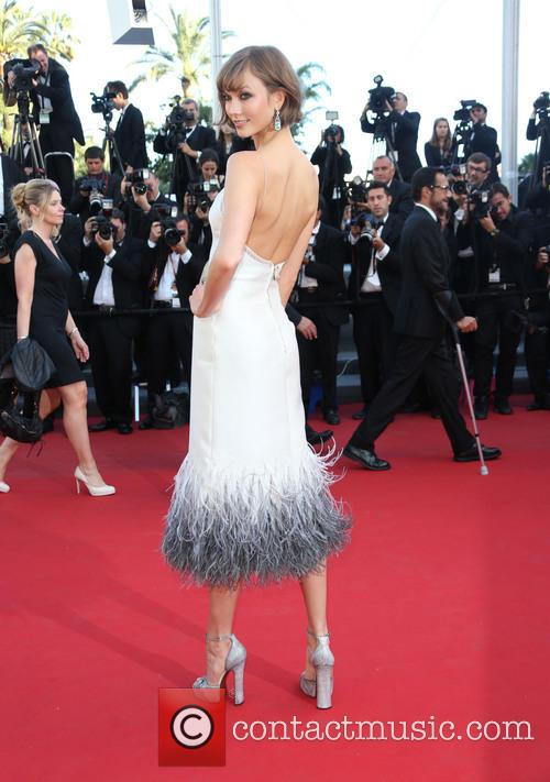 Karlie Kloss, Cannes Film Festival