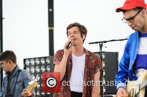 Nate Ruess and Fun. 2
