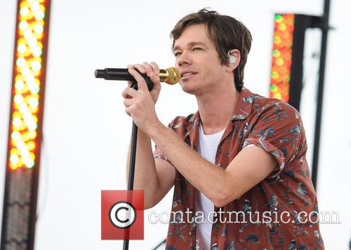 Nate Ruess and Fun. 5