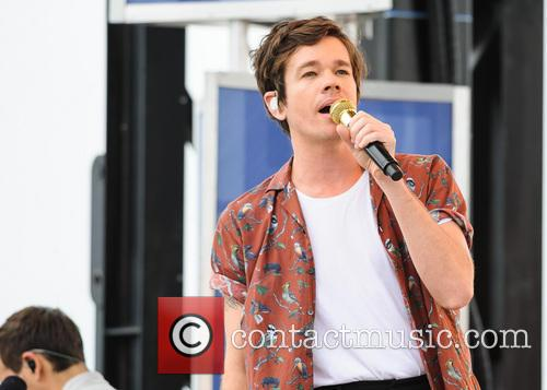 Nate Ruess and Fun. 9
