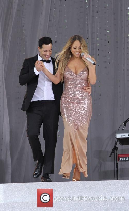 Mariah Carey, Good Morning America, Central Park