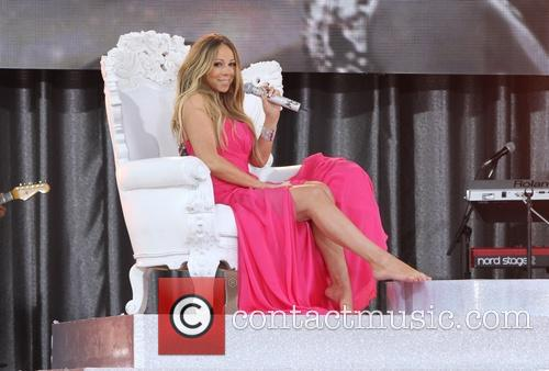 Mariah Carey, Good Morning America, Central Park