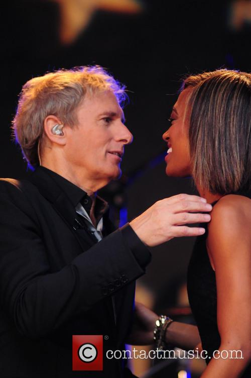 Michael Bolton and Amanda Brown 3
