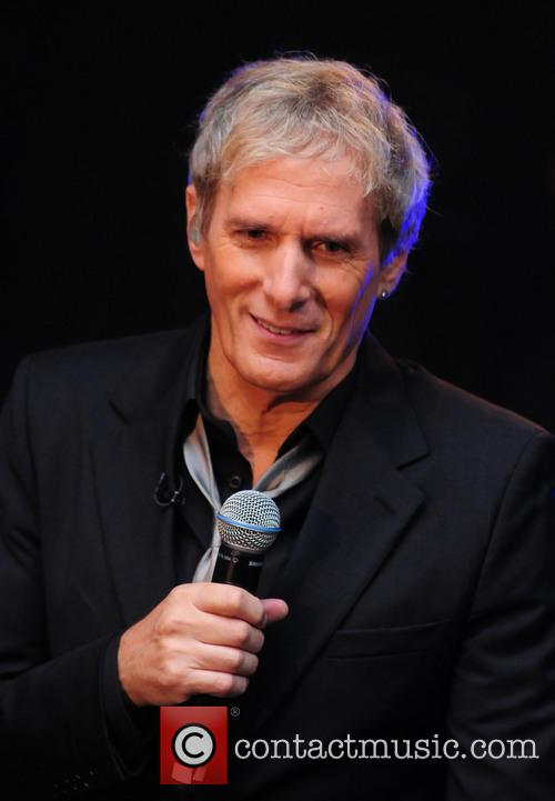 Michael Bolton performs live as part of 'Fox & Friends' summer concert series