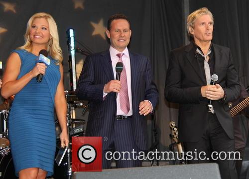 Michael Bolton performs live as part of 'Fox...