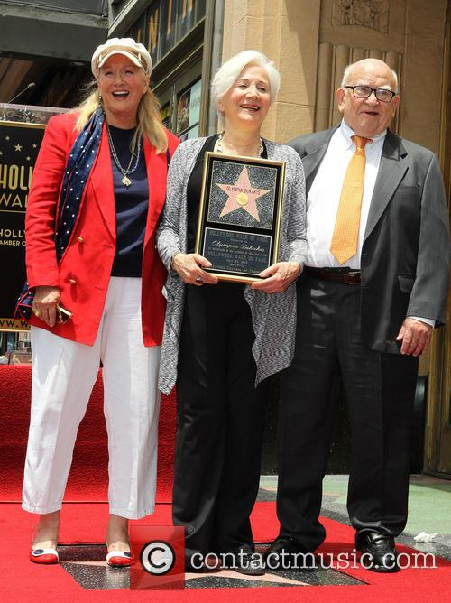 Diane Ladd, Olympia Dukakis and Ed Asner 6