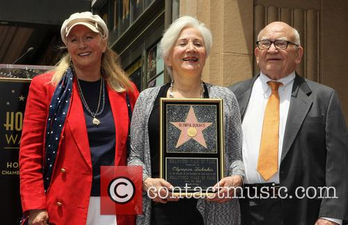 Diane Ladd, Olympia Dukakis and Ed Asner 8