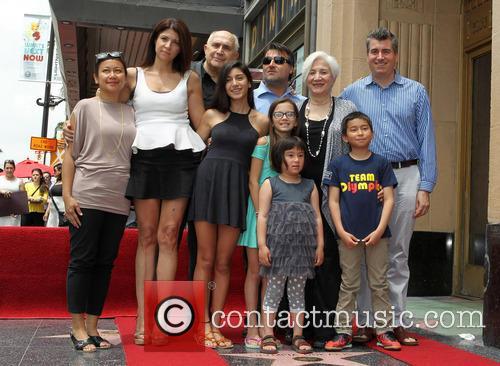 Olympia Dukakis and Family 2