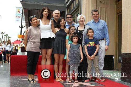 olympia dukakis family olympia dukakis is honoured with 3686576