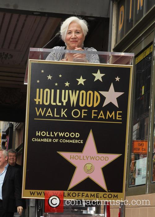 Olympia Dukakis, On The Hollywood Walk Of Fame