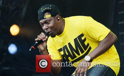 Dizzee Rascal at BBC Radio 1's Big Weekend