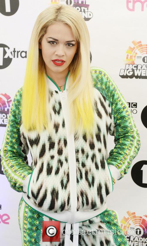 Rita Ora at BBC Radio 1's Big Weekend