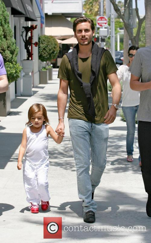 Scott Disick and Mason Disick 3