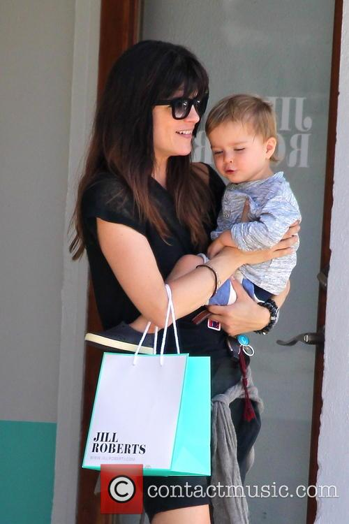 Selma Blair and Arthur Bleick 5