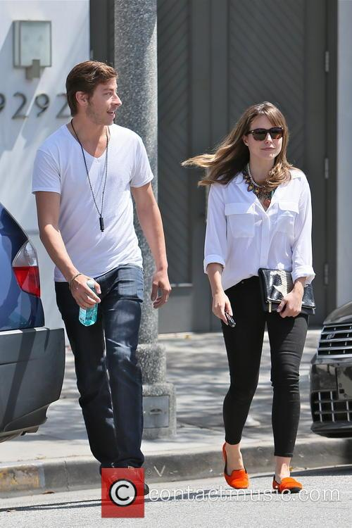Sophia Bush and Dan Fredinburg 2
