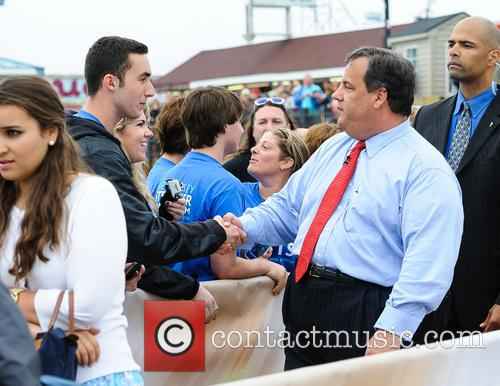 Jersey Shore, Governor Chris Christie