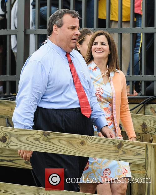 Jersey Shore, Governor Chris Christie and Mary Pat Christie 9
