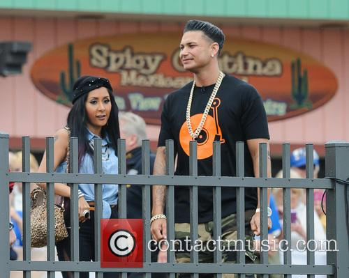 Snooki, Pauly Delvecchio and Jersey Shore 4