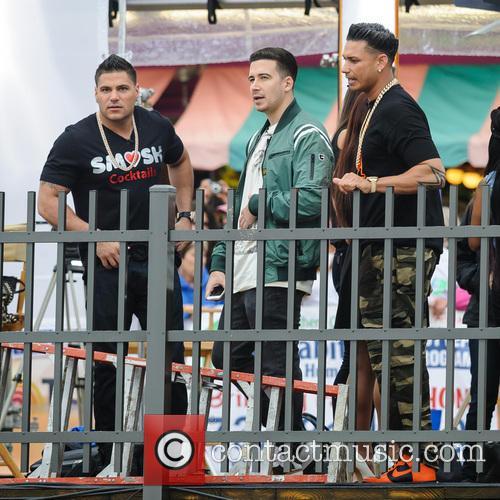 Ronnie Ortiz-magro, Vinny Guadagnino and Pauly Delvecchio 3