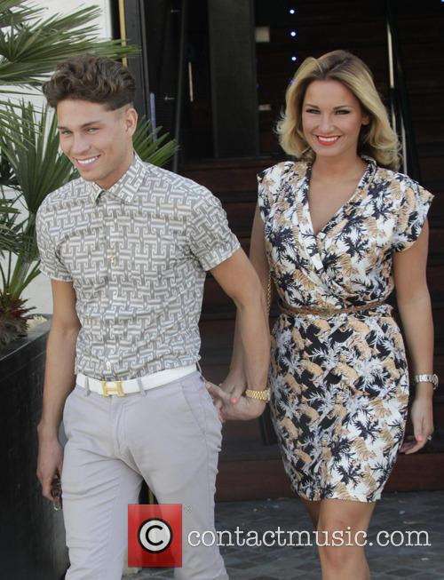 Sam Faiers and Joey Essex 1