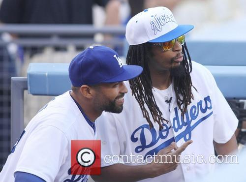 Lil Jon and Matt Kemp