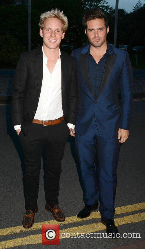 Jamie Laing and Spencer Matthews 4