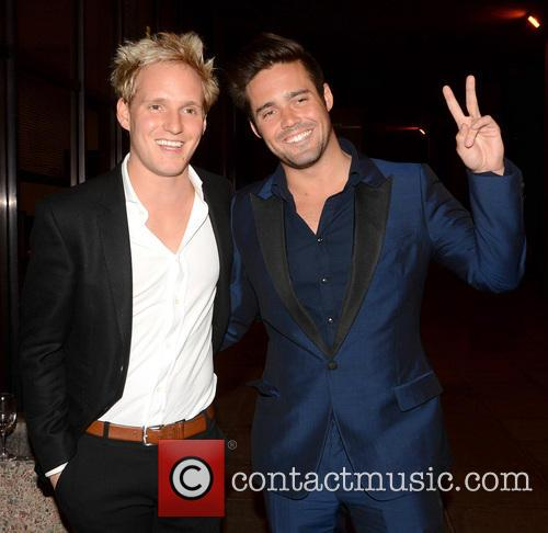 Jamie Laing and Spencer Matthews 6