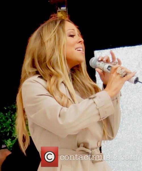 Mariah Carey, Rumsey Playfield, Good Morning America, Central Park