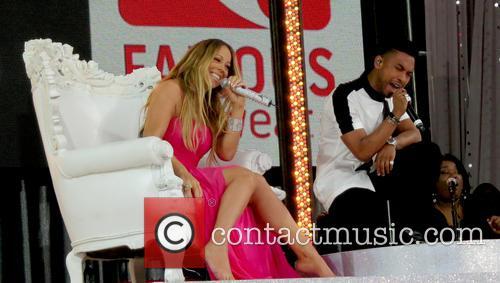 Mariah Carey Miguel