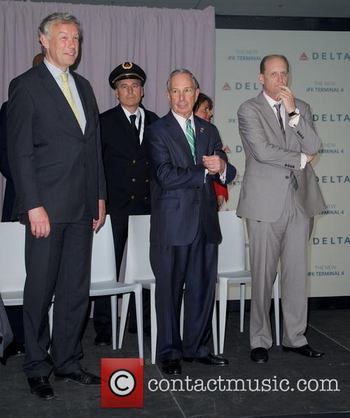 Mayor Michael Bloomberg and Richard Anderson 1