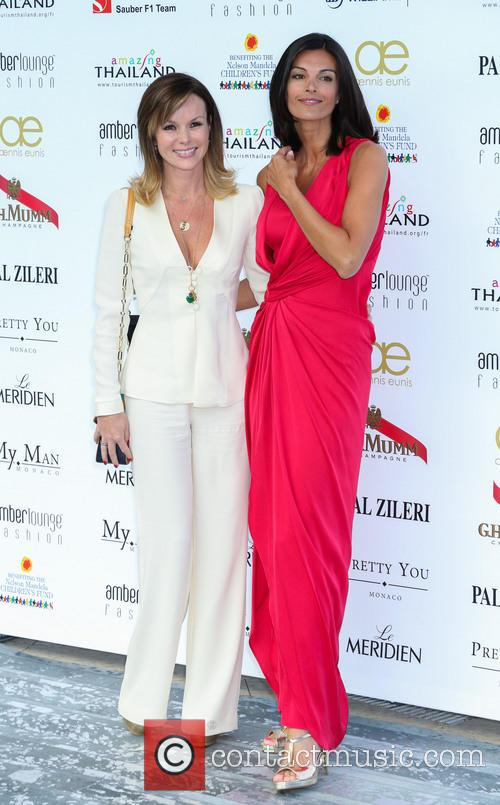 Amanda Holden and Karen Minier 3