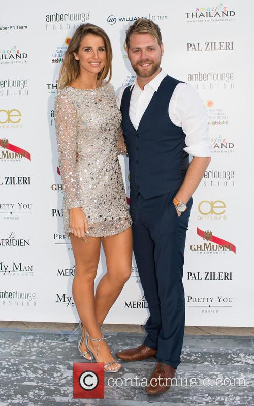 Brian Mcfadden and Vogue Williams 8
