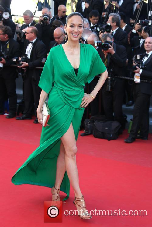 Carmen Chaplin, Cannes Film Festival