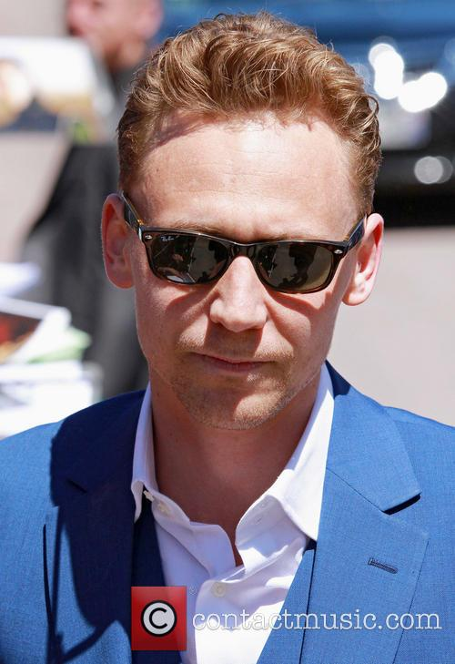 Tom Hiddleston, Cannes Film Festival