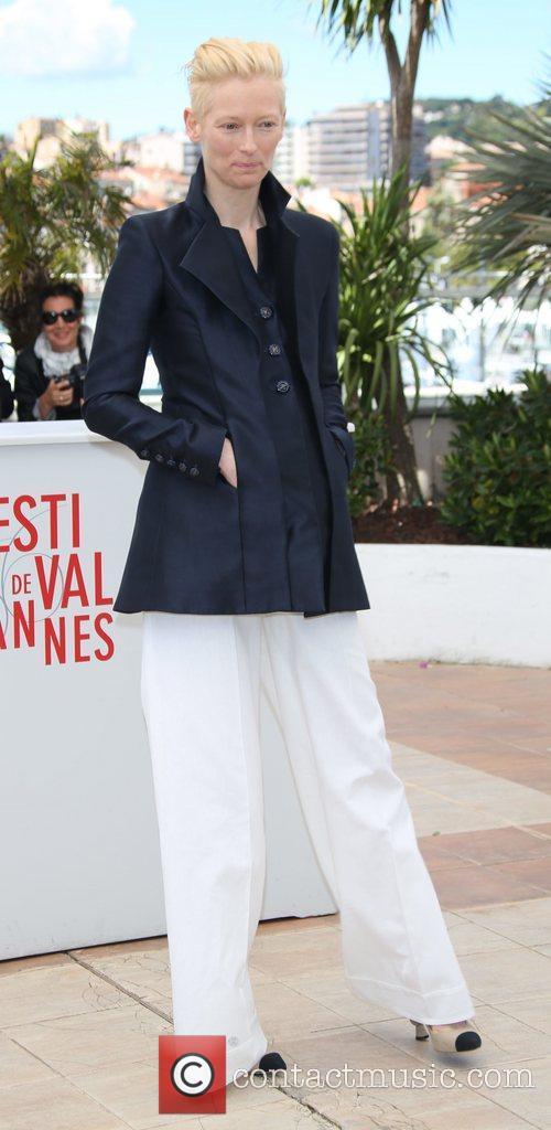 Tilda Swinton, Cannes Film Festival