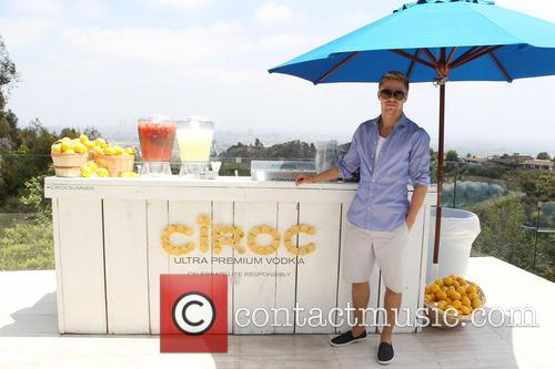Cheryl Burke, Derek Hough and CIROC Summer Birthday Bash 22