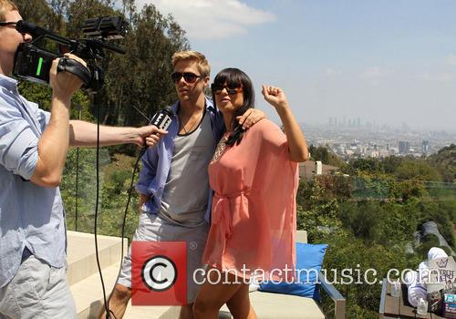 Cheryl Burke, Derek Hough and CIROC Summer Birthday Bash 43