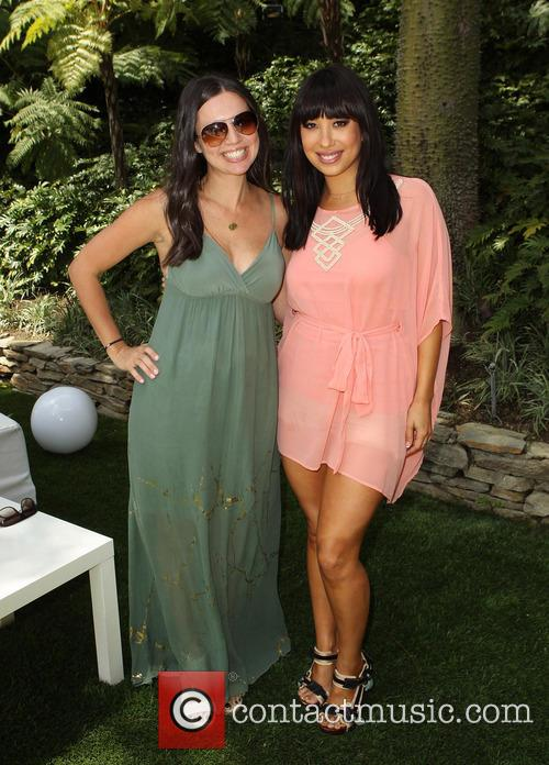 Cheryl Burke, Derek Hough and CIROC Summer Birthday Bash 62