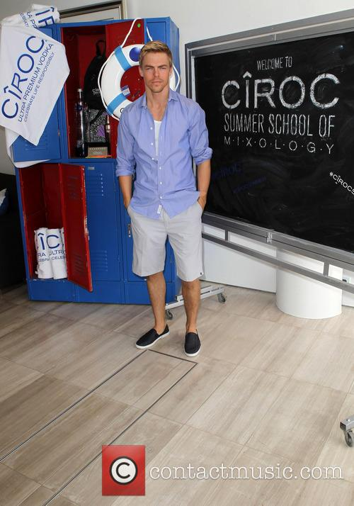 Cheryl Burke, Derek Hough and CIROC Summer Birthday Bash 72