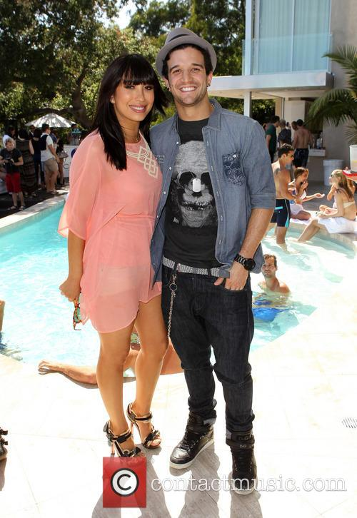 Cheryl Burke, Derek Hough and CIROC Summer Birthday Bash 86