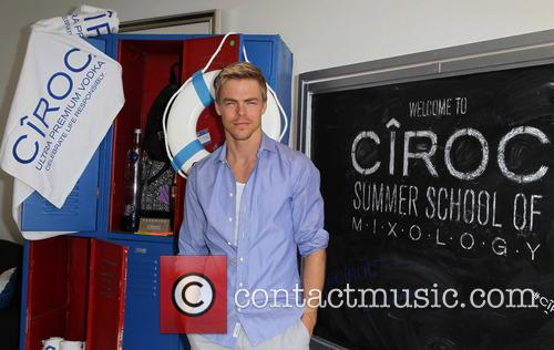 Cheryl Burke, Derek Hough and CIROC Summer Birthday Bash 87