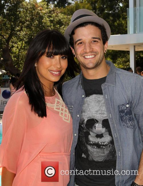 Cheryl Burke, Derek Hough and CIROC Summer Birthday Bash 100