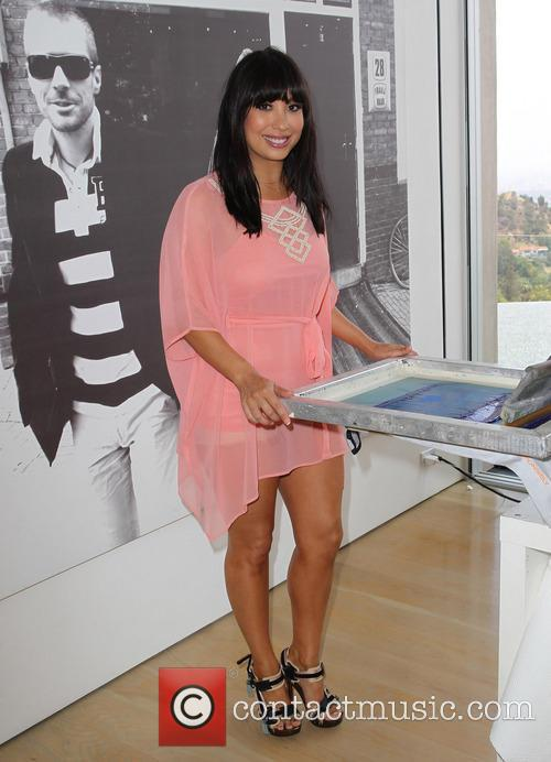 Cheryl Burke, Derek Hough and CIROC Summer Birthday Bash 109